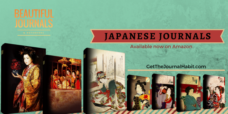Japanese-style Journals for Journal Writers