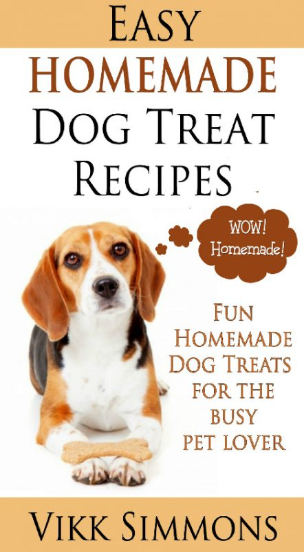 Easy Homemade Dog Treat Recipes: Fun Homemade Dog Treats for the Busy Pet Lover