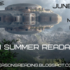 #sciFiJune #Readathon Science Fiction or Fantasy June readathon 2020