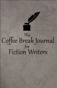 Writing journal for fiction writers with prompts, writers quotes